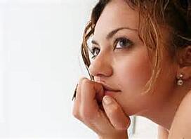 female thinking infertility
