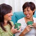 ladies night in peer support group