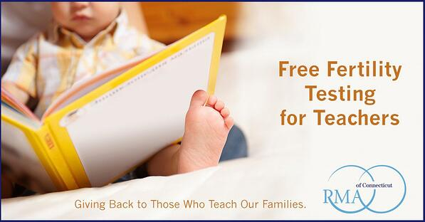 free fertility testing teachers