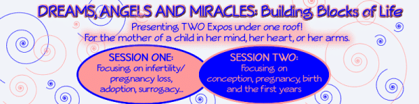 dreams angels miracles - fertility conference