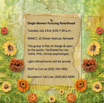 Single Women Pursuing Parenthood Group