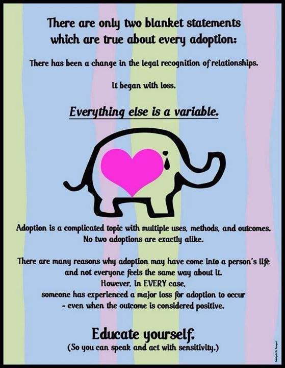the truth about adoption