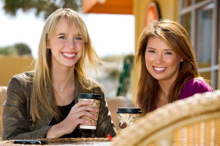two women discuss egg freezing