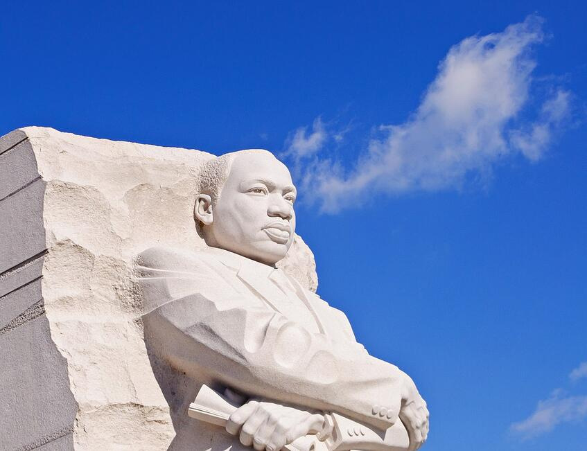 Martin Luther King, Jr. | Peaceful Warrior