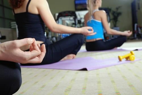 Fertile Yoga Class