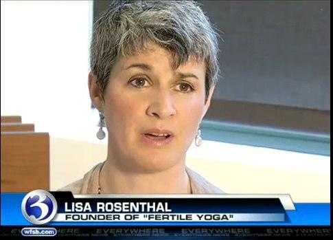 Fertile Yoga Founder: Lisa Rosenthal, RMACT Fertility Clinic