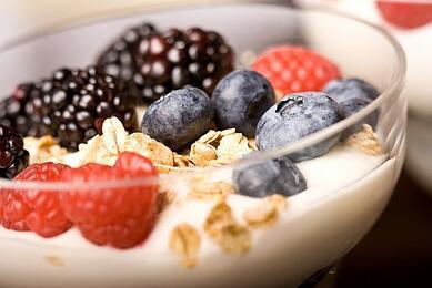 raspberries to increase fertility