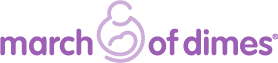 March of Dimes   March for Babies   logo