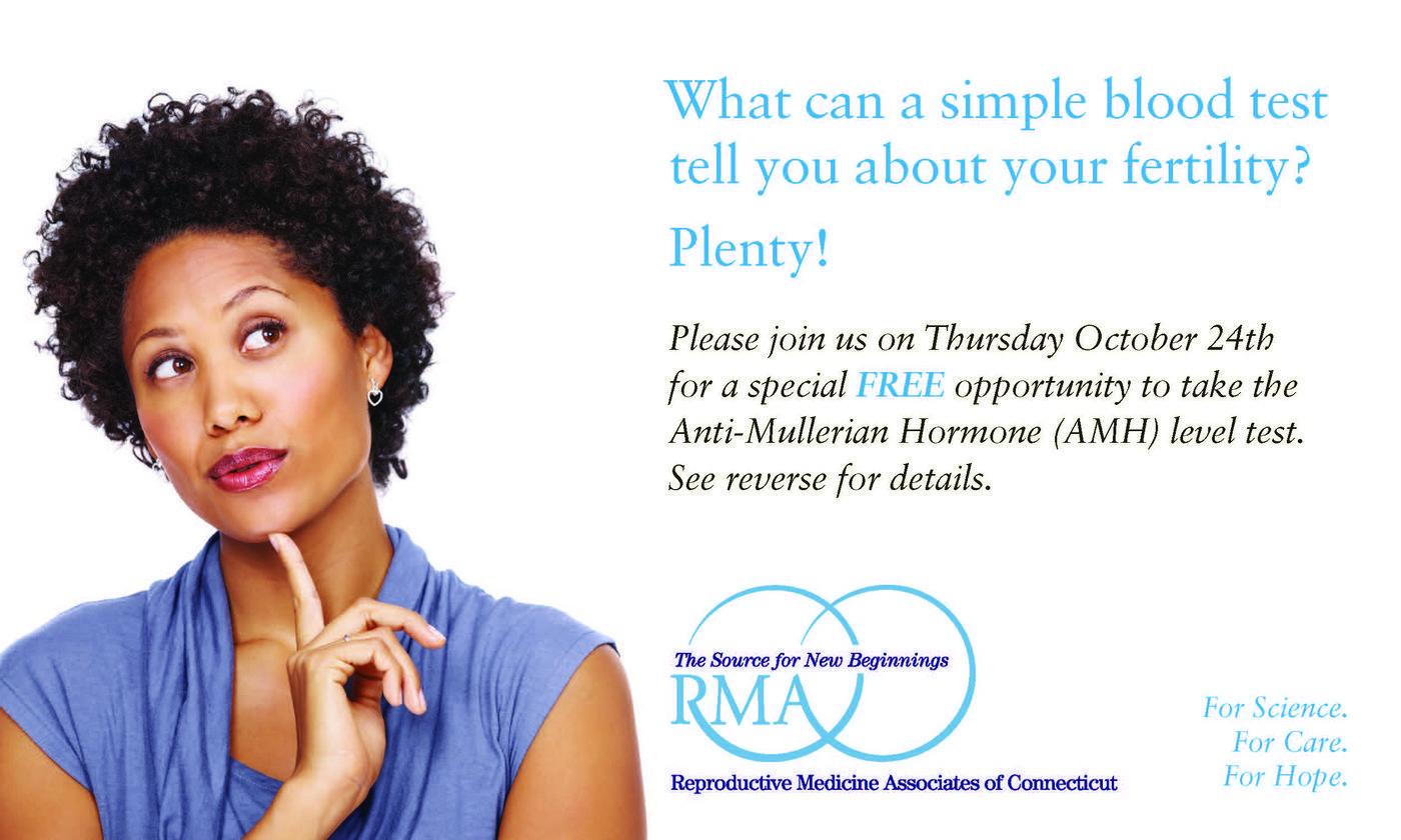 Free Fertility Testing