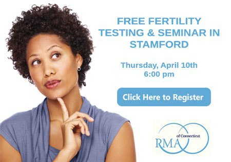 AMH fertility testing event