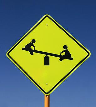 Fathers Day Seesaw - Balance During Fertility Treatment
