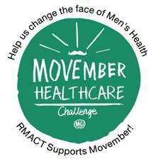 RMACT Supports Movember