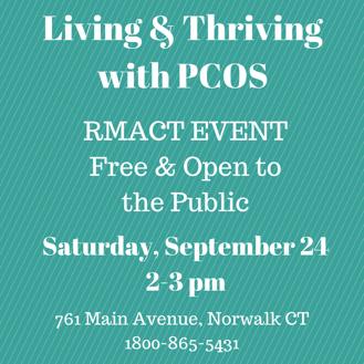 PCOS Awareness Event
