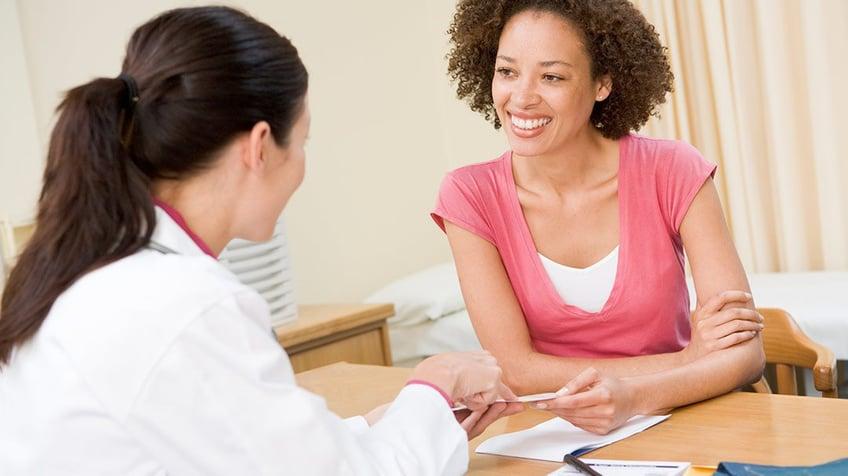 Fertility Nurse & Patient Relationship