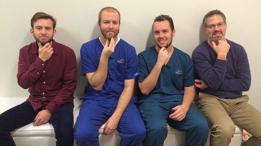 Movember Men's Health Awareness