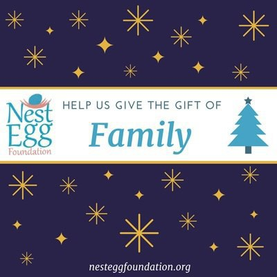 Help us give the gift of family