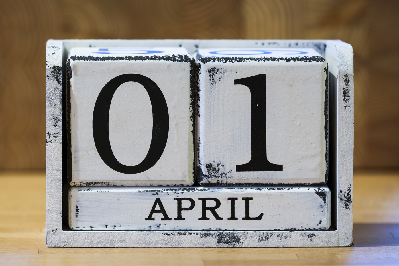 April Fool's Day- Funny Doesn't Have To Hurt
